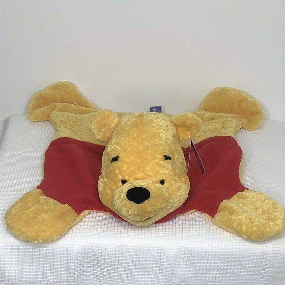 Disney Winnie the Pooh Gund Lovey Security Blanket
